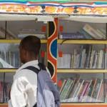Como os bookmobiles ajudaram a reconstruir o Haiti