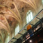 A livraria mais bonita do mundo é uma catedral