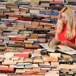 Será que você é oficialmente um viciado em livros?