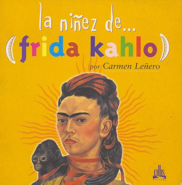 La niñez de Frida Kahlo (2)