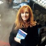 J. K. Rowling e a magia que Portugal deu a Harry Potter