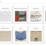 Biblioteca Fernando Pessoa pode ser consultada na Internet