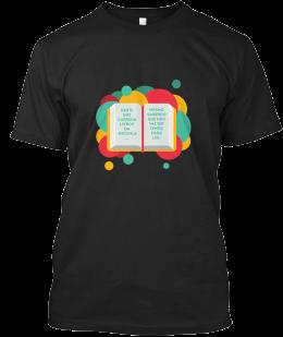 tshirt-livros-na-mochila-black