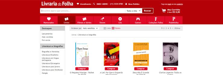 livraria-folha-literatura