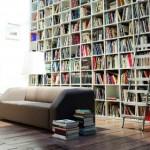 7 formas originais de organizar a sua estante