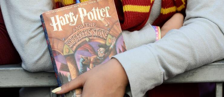 próximo Harry Potter
