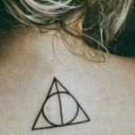 10 tatuagens criativas inspiradas em livros famosos