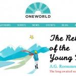 Oneworld: a editora que publica livros que acrescentam algo ao mundo