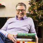 4 recomendações literárias feitas por Bill Gates em 2016