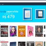 Amazon Brasil já permite que alfarrabistas e editoras vendam no site