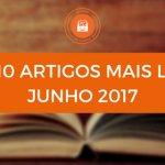 Top 10 de Artigos Mais Lidos no Mundo de Livros em Junho 2017